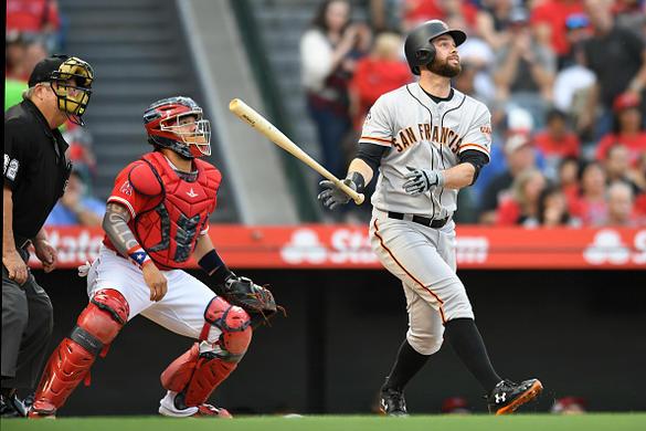 Brandon Belt Sets MLB Record With 21-Pitch AB