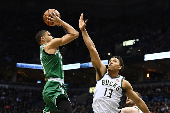 Giannis says series vs. Celtics 'hasn't started yet' heading into Game 7
