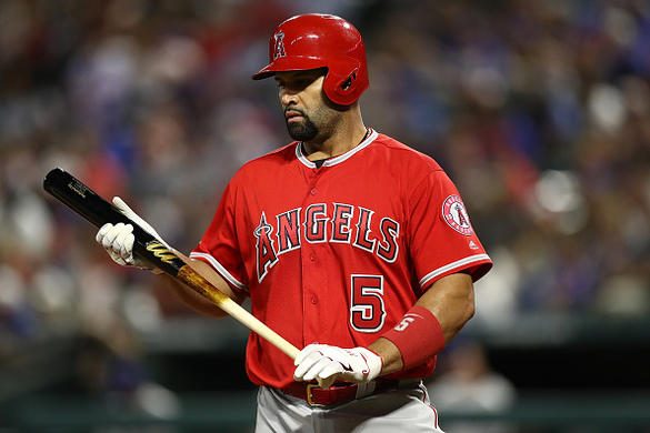 LEADING OFF: Pujols at 2999, Dodgers-Padres in Mexico