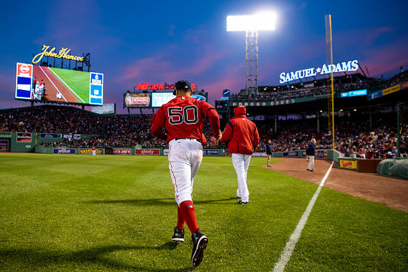 Red Sox's Twitter Has Hilarious Response To Postponement Vs. Orioles