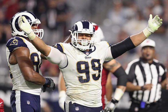 Rams top Raiders 33-13 in season opener
