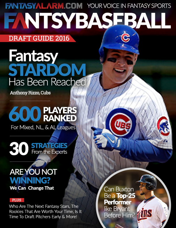 2016 MLB Draft Guide