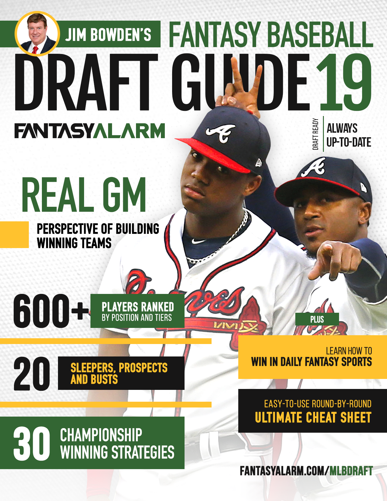 MLB 2019 Draft Guide cover