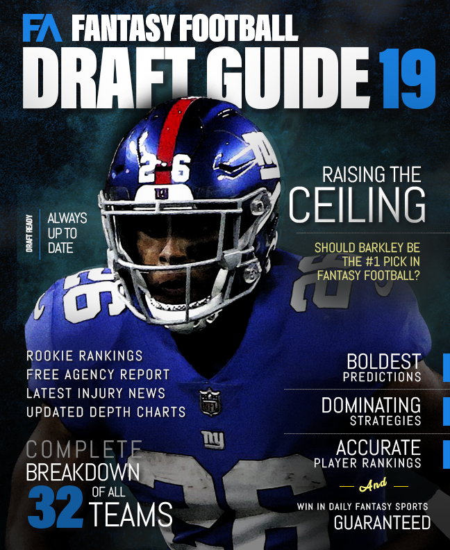 2019 NFL Draft Guide | Fantasy Alarm