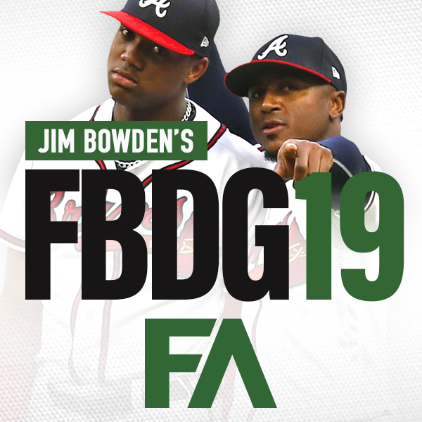Fantasy Alarm makes champions. Want to win your Fantasy Baseball league this year? Get Jim Bowden's Fantasy Baseball Draft Guide with rankings, sleepers, rookies, busts, 30 strategies & live chat from dozens of experts. You can't lose! GET 50% OFF IMMEDIATELY!