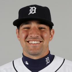 Nick Castellanos (R) Headshot