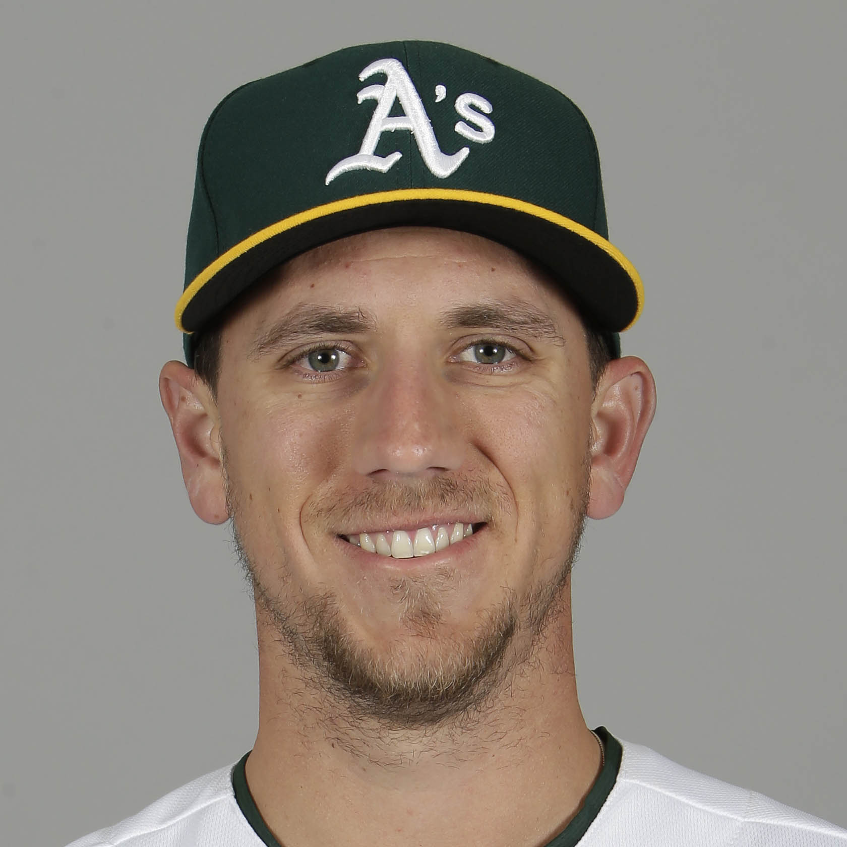 Stephen Piscotty (R) Headshot