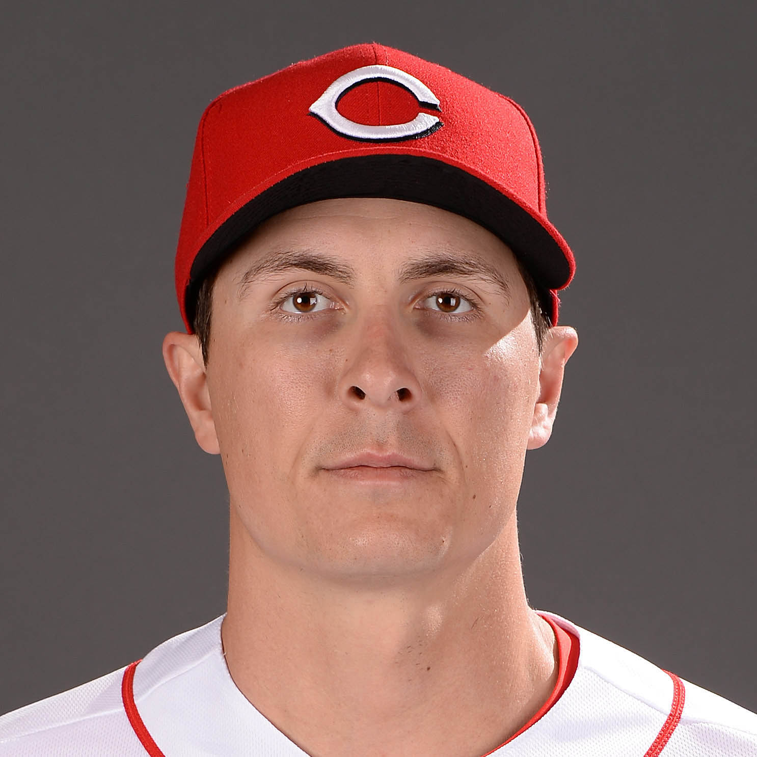 Homer Bailey (R) Headshot