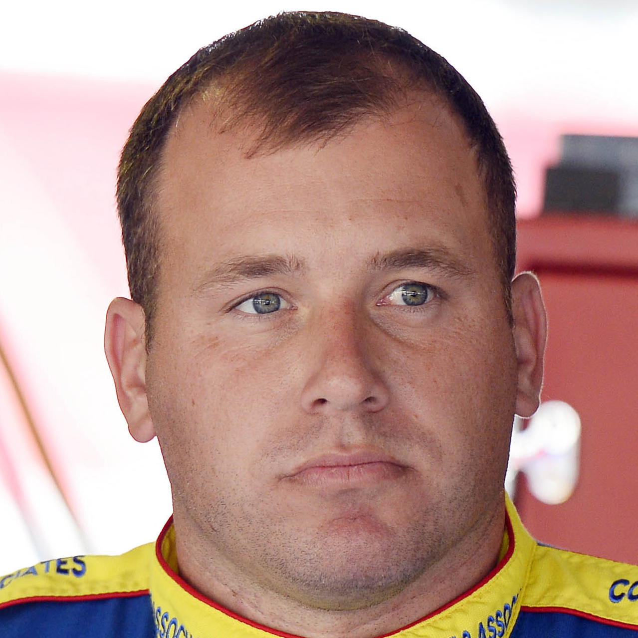 Ryan Newman Headshot