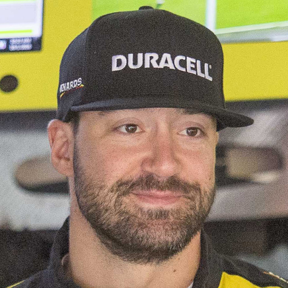 Paul Menard Headshot