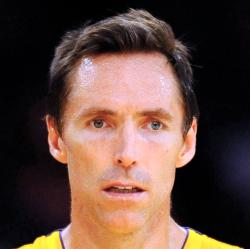 Steve Nash Headshot