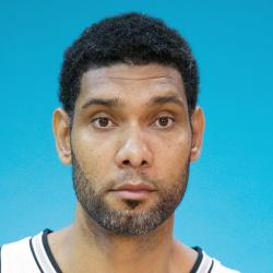 Tim Duncan Headshot