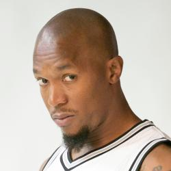 David West Headshot