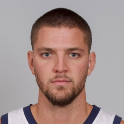 Chandler Parsons Headshot