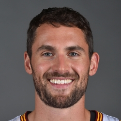 Kevin Love Headshot