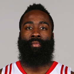 James Harden Headshot