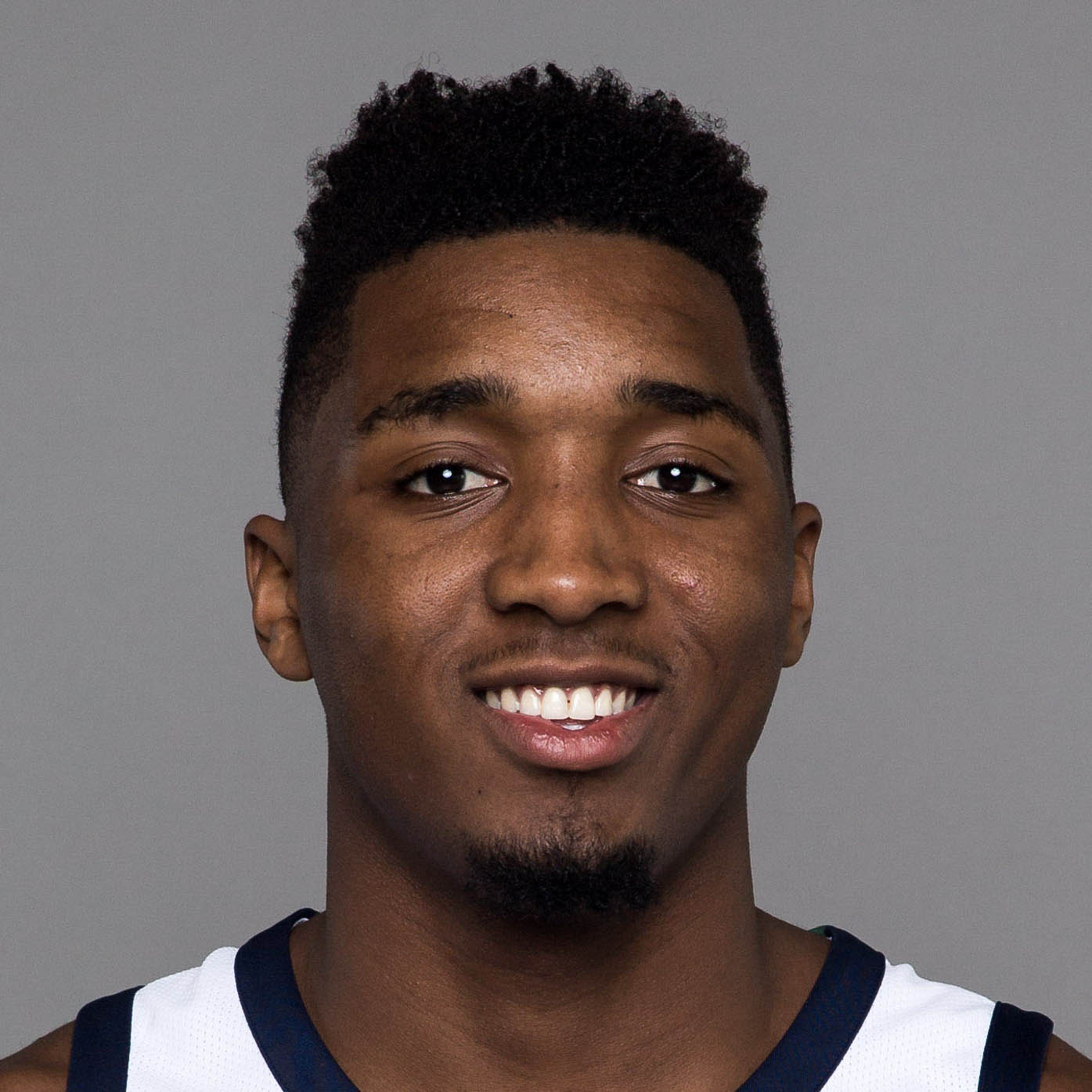 Donovan Mitchell Headshot
