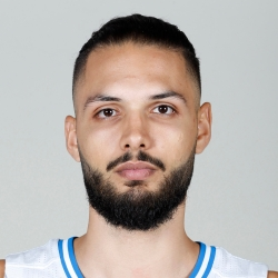 Evan Fournier Headshot