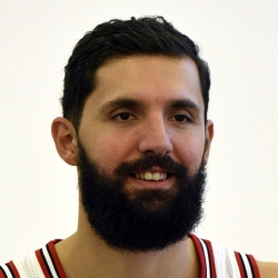 Nikola Mirotic Headshot