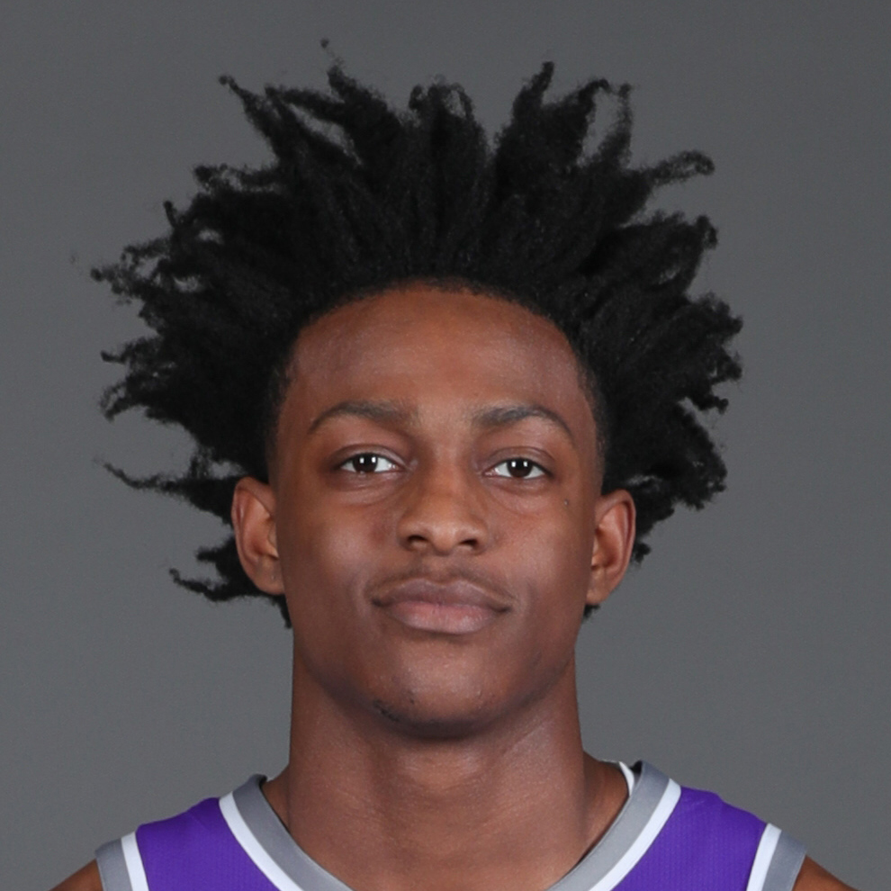De'Aaron Fox Headshot