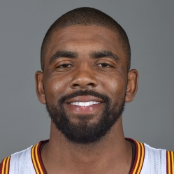 Kyrie Irving Headshot