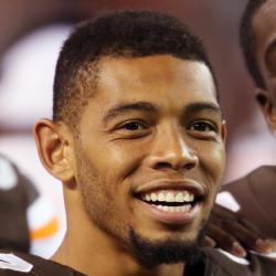Joe Haden Headshot