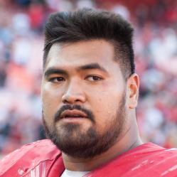 Mike Iupati Headshot