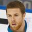 Joe Pavelski Headshot