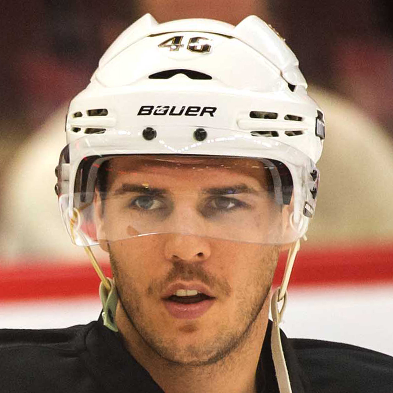 David Krejci Headshot