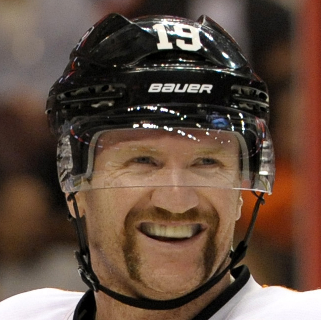 Scott Hartnell Headshot