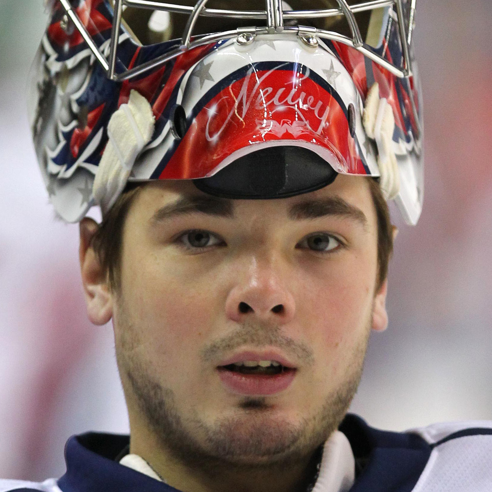 Michal Neuvirth Headshot