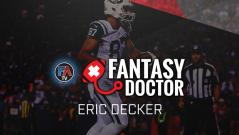 Video: The Fantasy Doctor - Eric Decker Cover Image