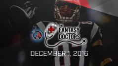 Video: The Fantasy Doctor - Rob Gronkowski Cover Image