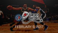 Video: The Fantasy Doctor - Jabari Parker Cover Image