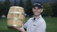 DFS PGA PLAYBOOK - THE SAFEWAY OPEN Cover Image