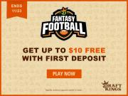 Exclusive Turkey Day Offer from DraftKings Cover Image