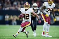 2017 NFL Running Back Workloads: Week 11 Review  Cover Image