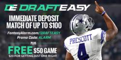 Fantasy Sports Made DraftEasy Cover Image