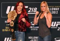 MMA DFS Playbook: UFC Fight Night 219 - Cyborg vs Holm Cover Image