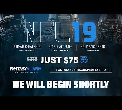 Fantasy Alarm Com Fantasy Baseball Football Basketball More