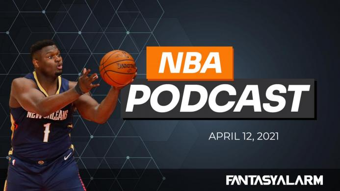 NBA DFS Podcast - Are we Paying up for Zion?