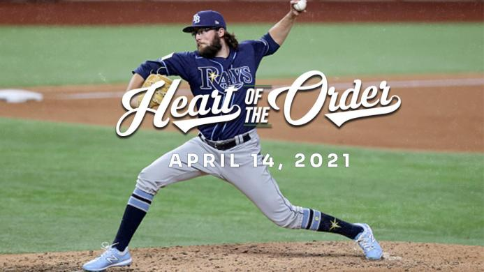 Yahoo MLB DFS Heart of the Order: April 14