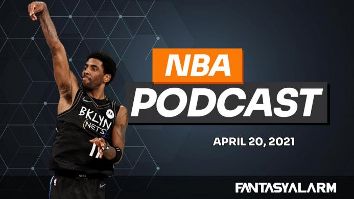 NBA DFS Podcast - No Durant, No Harden, No Problems