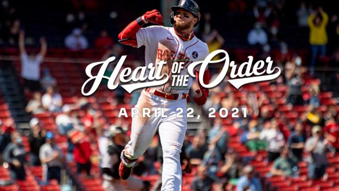 Yahoo MLB DFS Heart of the Order: April 22
