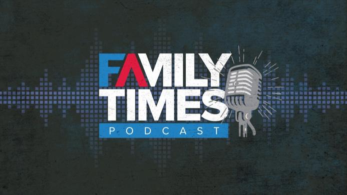 FAmily Times Podcast - What's Colder...Temps or Hitters?