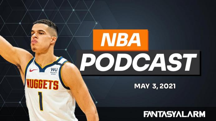 NBA DFS Podcast - May 3