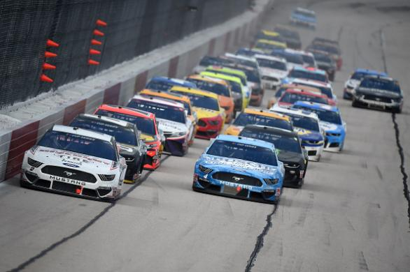 NASCAR DFS: Goodyear 400 Core Plays Cover Image