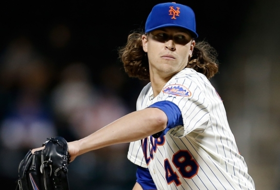 Two Start Pitchers for Week 16: DeGrom, Salazar & More