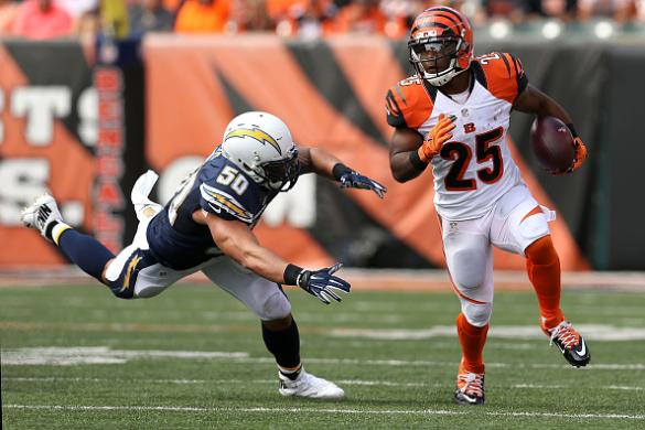 2015 Running Back Workload: Week 2 Review