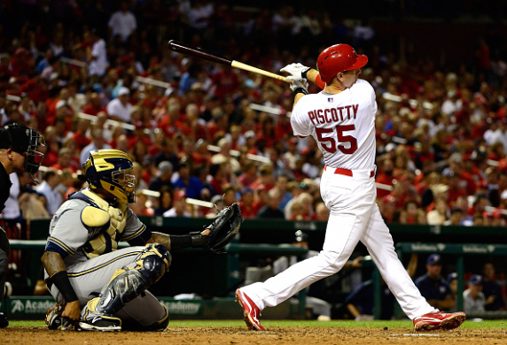 2016 Fantasy Baseball Deep Sleeper: Stephen Piscotty